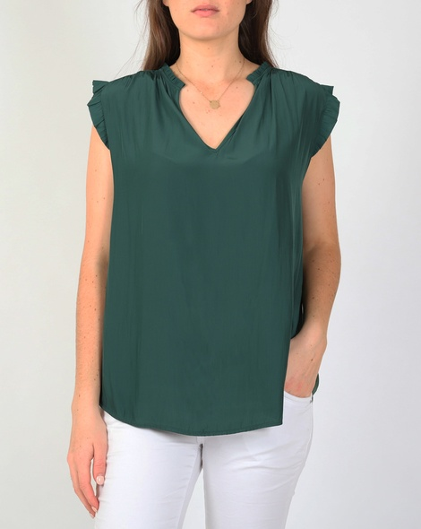 Florence top emerald A