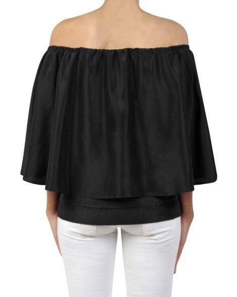 Evie top black back copy