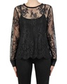 Victorian lace top black front copy