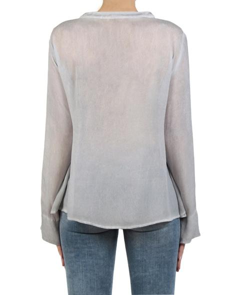 Bella shirt silver back copy
