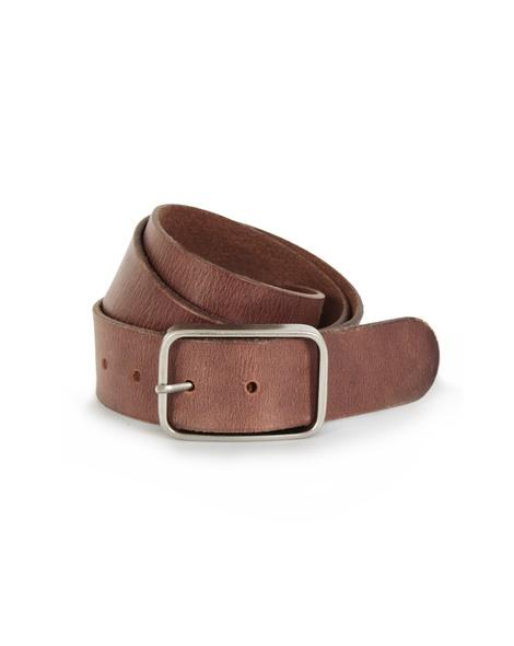 Jersey Jeans belt tan