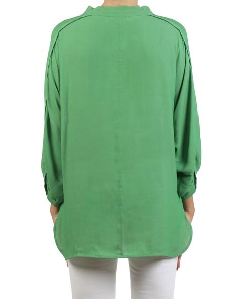 Amei shirt green back copy