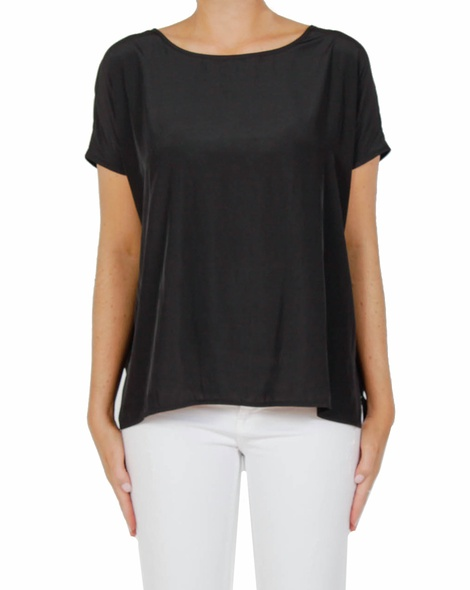 Andie top black A