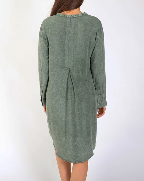 Janey dress green B