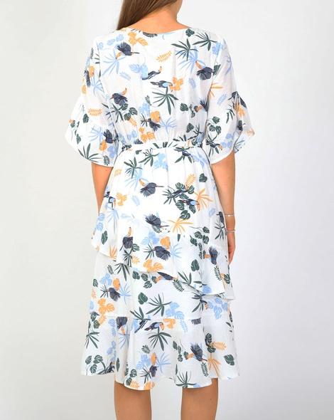 Toucan dress B