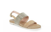 POM - Flat Sandal