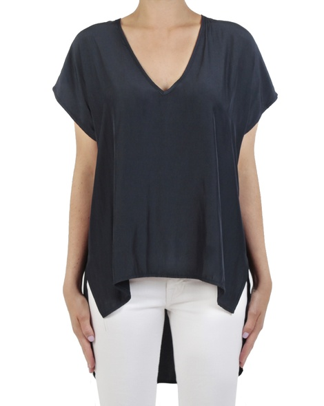 Cat top navy front